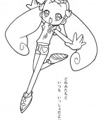 coloriage magical doremi 007